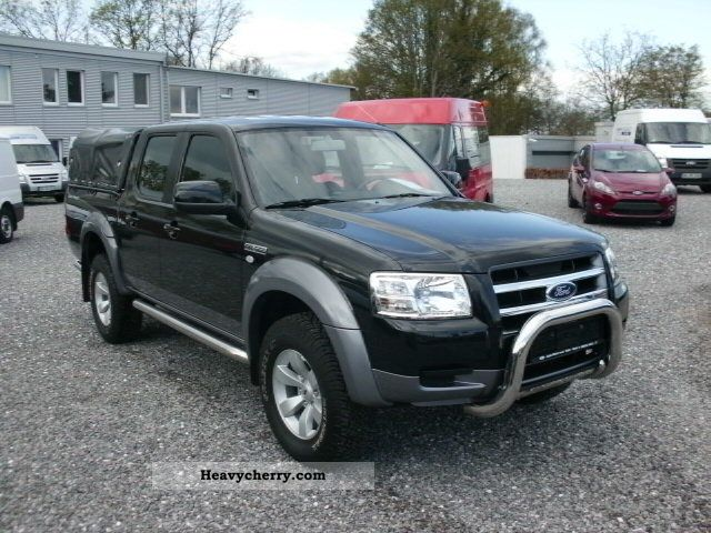 ford ranger xlt double cab  stake body truck photo