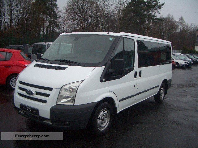 2010 Ford  Transit 140 T 300 9 seater long Coach Clubbus photo