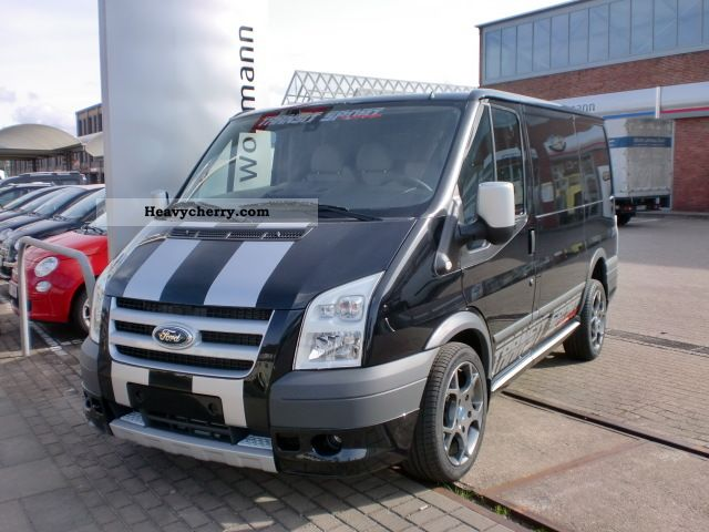 2012 Ford  Transit Bus 18-inch alloy wheels Air Sports Van or truck up to 7.5t Box-type delivery van photo