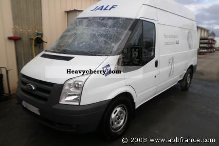 2008 Ford  TRANSIT Van or truck up to 7.5t Other vans/trucks up to 7 photo