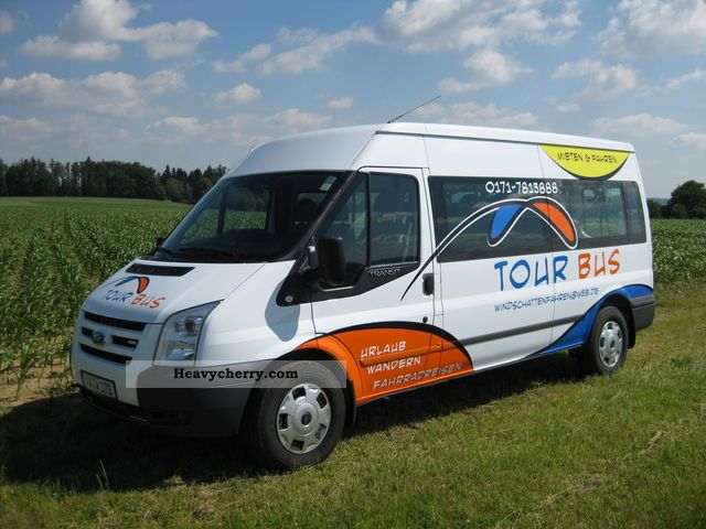 2008 Ford  Transit Coach Clubbus photo