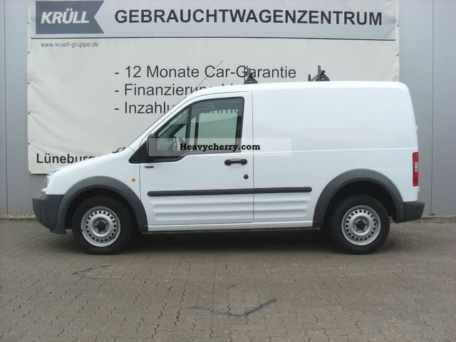 ford transit connect t 200 short 2009 box type delivery. Black Bedroom Furniture Sets. Home Design Ideas