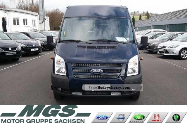 2012 Ford  ! FT Transit 430EL 17-seater bus UPE 45% -! Coach Clubbus photo