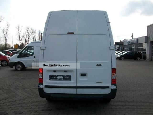 ford transit ft 300 l trend 2010 box type delivery van high photo and specs. Black Bedroom Furniture Sets. Home Design Ideas