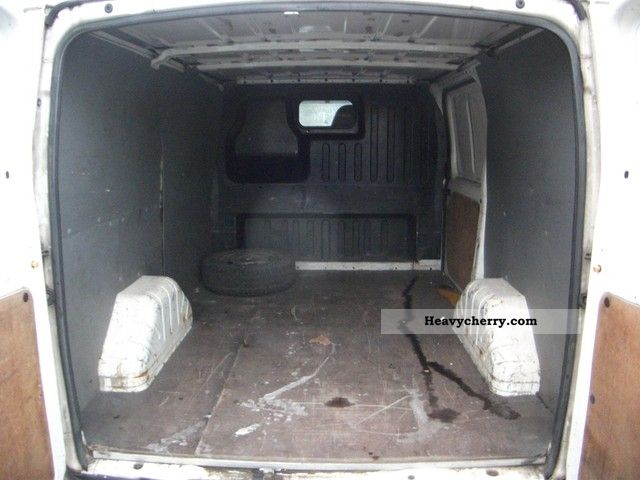 2002 Ford  Transit Van or truck up to 7.5t Other vans/trucks up to 7 photo