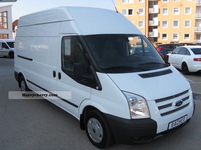 ford transit ft 300 l tdci trend truck sortimo tageszul 2012 box type delivery van high and. Black Bedroom Furniture Sets. Home Design Ideas