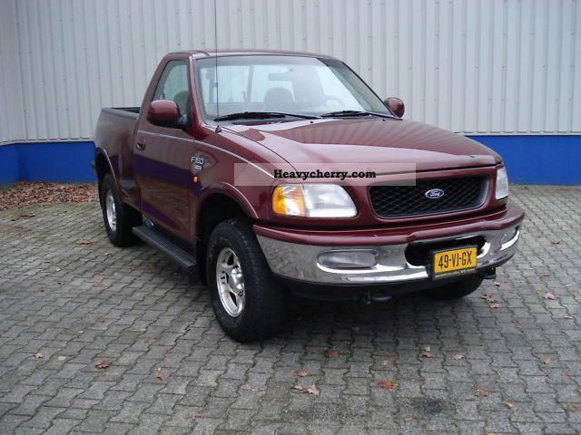 Ford F X V Triton Automatic Lpg Gasoline Lgw