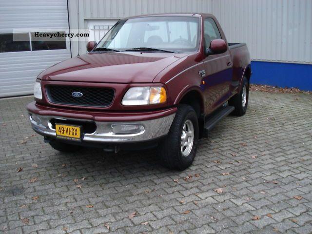 2007 ford f150 xlt triton specs