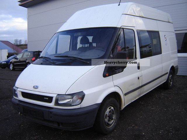 Ford transit t300 specification