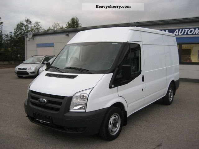 ford transit 280 dci 115 l2h2 2009 box type delivery van photo and specs. Black Bedroom Furniture Sets. Home Design Ideas