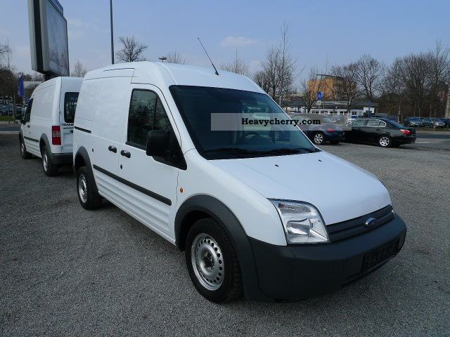 Ford Transit Air conditioning + Lang + High roof 2007 Box