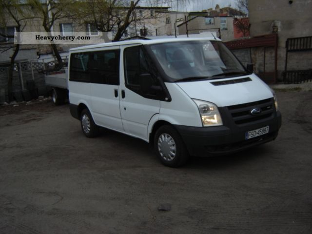 2007 Ford  Transit Van or truck up to 7.5t Estate - minibus up to 9 seats photo