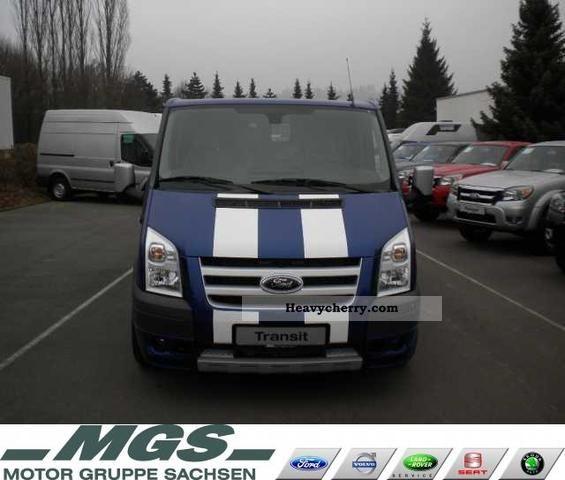Ford Sport Transit FT 260K UPE 37% -! Leather, Once V 2012