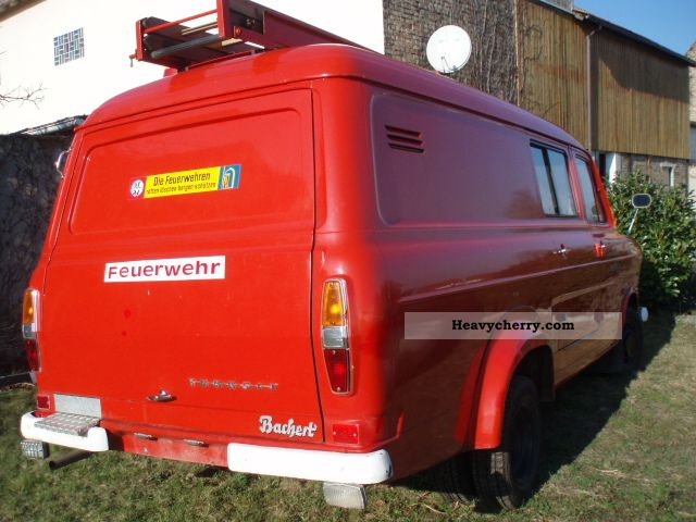 1967 Ford  Transit Van or truck up to 7.5t Ambulance photo