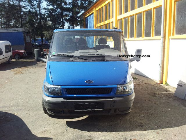 2000 Ford  Transit Van or truck up to 7.5t Stake body photo