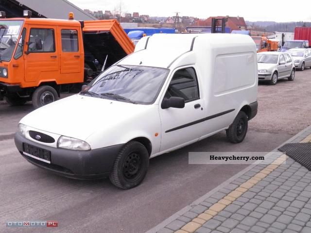 ford fiesta courier 1 8d 1999 other vans trucks up to 7 photo and specs. Black Bedroom Furniture Sets. Home Design Ideas