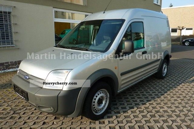 Ford transit connect long dpf air conditioning 6500