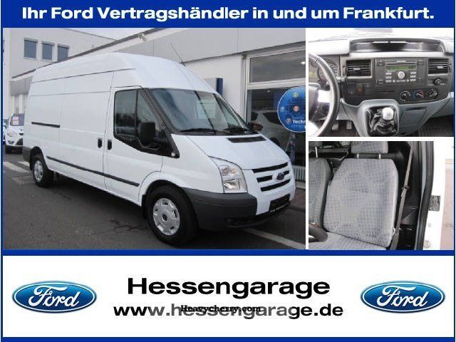2011 Ford  FT 350 L TDCi DPF Truck Trend Van or truck up to 7.5t Box-type delivery van - high photo