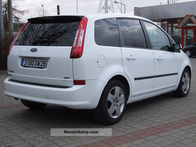 ford c max 1 8 tdci ci arowy 2 os van 2008 other vans. Black Bedroom Furniture Sets. Home Design Ideas