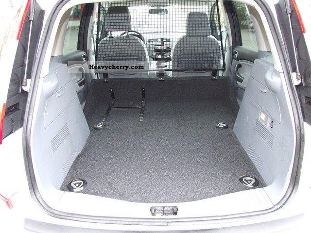 2008 Ford C Max 1 8 Tdci Ciężarowy 2 Os Van Or Truck Up