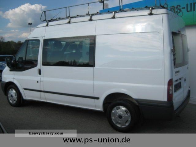 Ford transit ft 300 m doka box 2009 box type delivery van 300 ft to m