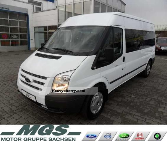 2012 Ford  ! Transit FT 350L 14-seater bus UPE 42% -! Climate v Coach Coaches photo