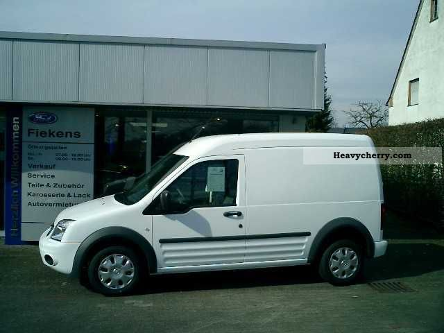 ford transit connect long dpf trend air 2012 box type delivery van photo and specs. Black Bedroom Furniture Sets. Home Design Ideas