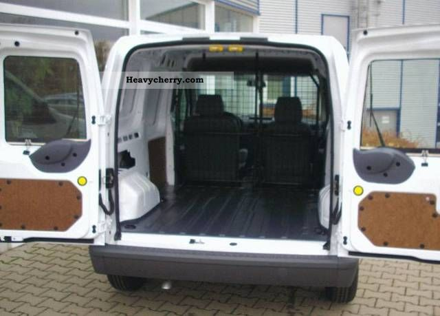 Ford Transit Connect short 2009 Boxtype delivery van Photo and Specs