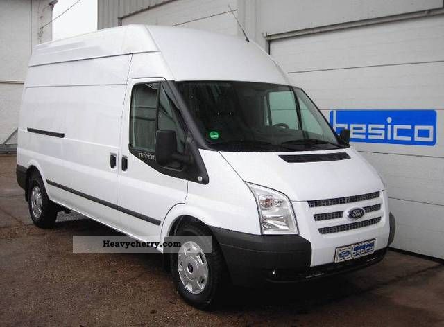 2012 Ford  Transit Van or truck up to 7.5t Box-type delivery van photo