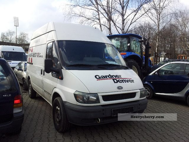 2000 Ford  Transit Van or truck up to 7.5t Box-type delivery van - high photo