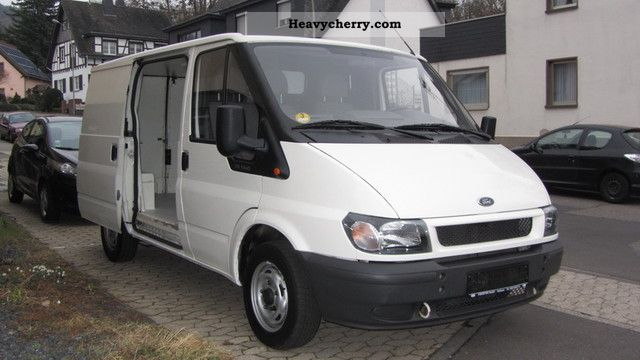 2003 Ford  Transit 85 T 240 without cooler unit Van or truck up to 7.5t Refrigerator box photo
