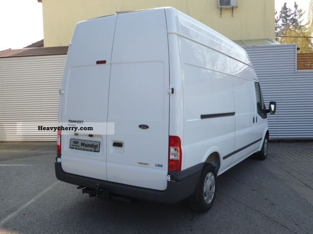 ford transit ft 300 l trend 2012 box type delivery van high photo and specs. Black Bedroom Furniture Sets. Home Design Ideas