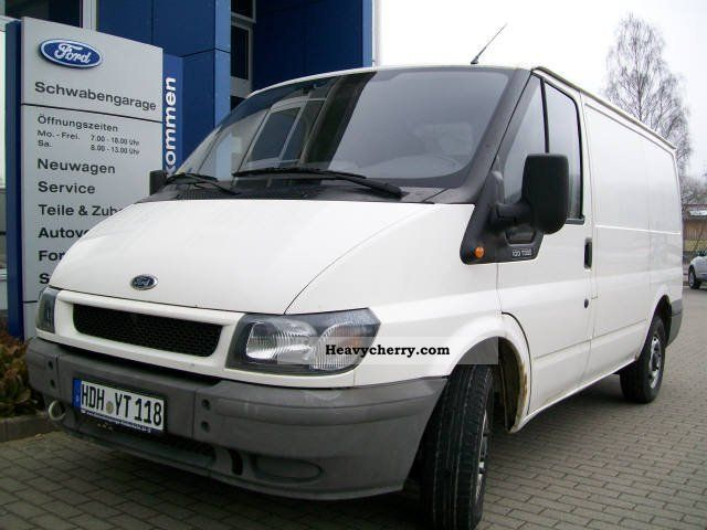2005 Ford  FT 280 K TDE truck Van or truck up to 7.5t Box-type delivery van photo