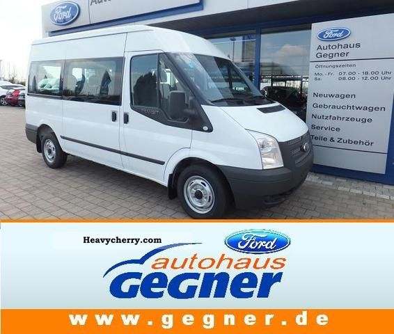 Minibus Up To 9 Seats, Van Or Truck Up To 7.5t
