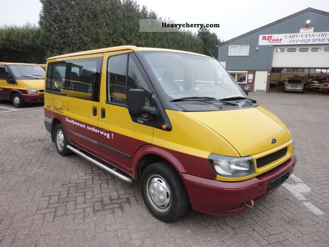 ford transit 2 0d 9 seats 7 pieces in stock 2003 estate minibus up to 9 seats truck photo. Black Bedroom Furniture Sets. Home Design Ideas