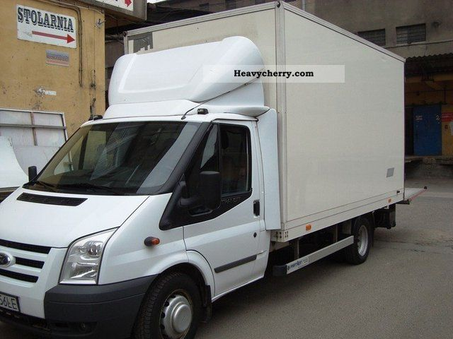 2009 Ford  Transit Van or truck up to 7.5t Other vans/trucks up to 7 photo