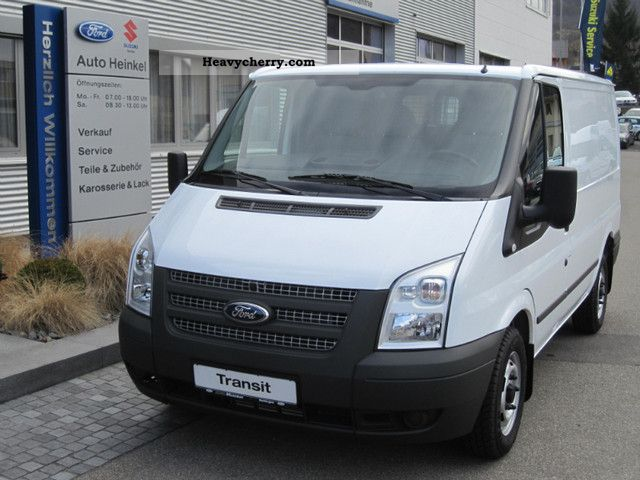 2011 Ford  FT 280K \ Van or truck up to 7.5t Box-type delivery van photo