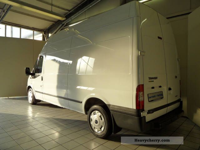 ford transit ft 300 l tdci dpf truck trend 2010 box type delivery van high photo and specs. Black Bedroom Furniture Sets. Home Design Ideas