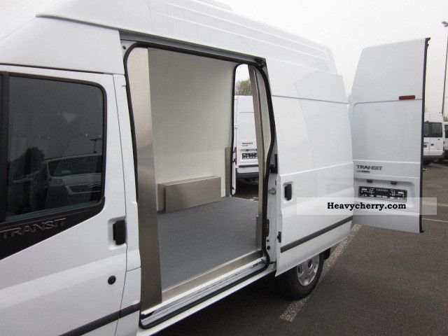 Ford Transit 350 M Climate 2xschiebet 252 R 2011