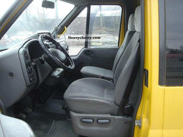 Ford Transit Bus 17 Seats  Air 2003 Estate