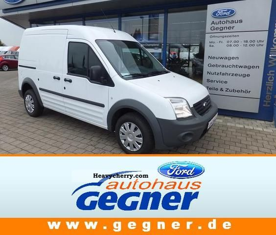 2012 Ford Transit Connect Refrigeration Mini Cargo Van: Ford Transit Connect Long-partition Basis, 6000 Audio 2012