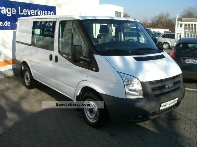 ford 6 seater transit box 2011 other vans trucks up to 7 photo and specs. Black Bedroom Furniture Sets. Home Design Ideas