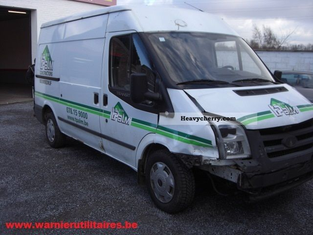 2006 Ford  Transit Van or truck up to 7.5t Other vans/trucks up to 7 photo