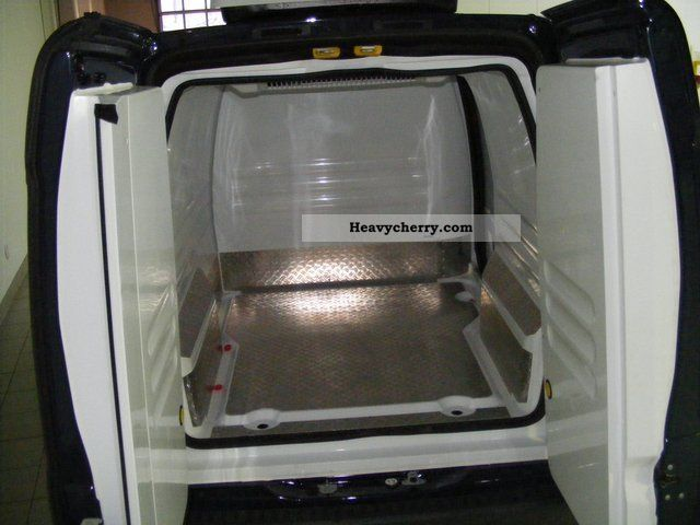 Ford Transit Connect Long As New Expansion Cooling 2011