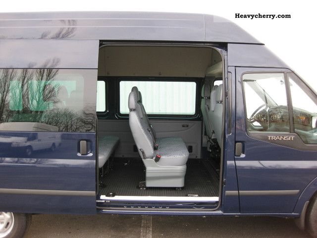 Ford Transit 9 Seater Combi Ft350m2 2 140hp Air 2012