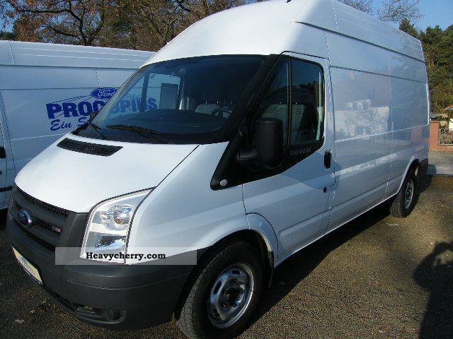 2007 Ford  Transit FT330 L air - good condition! Van or truck up to 7.5t Box-type delivery van - long photo