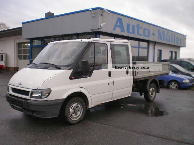 346e75e226 Ford Transit FT 300 - Double Cab 2006 Stake body Truck Photo and Specs