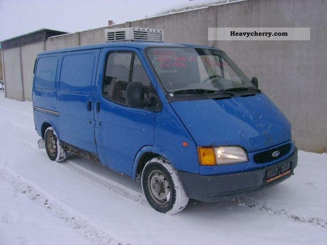 1996 Ford  TRANSIT VAN 100 S (id: 5993) Van or truck up to 7.5t Box-type delivery van photo