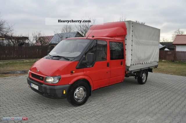 Stake body and tarpaulin van or truck up to 7 5t commercial vehicles with pictures page 5
