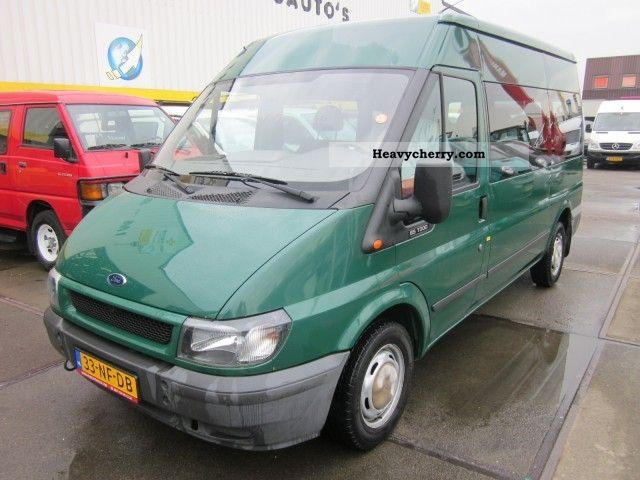 2003 Ford  Transit 2.0 TDDI 300M 55KW COMBI Van or truck up to 7.5t Estate - minibus up to 9 seats photo